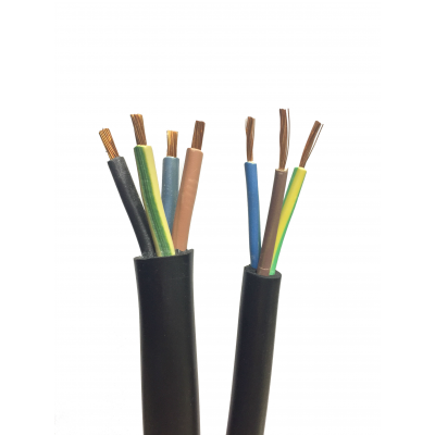 Rubber Sheathed Cable HO7RN-F